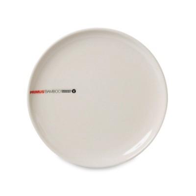 Primus Bamboo Plate - Cream | Buy Now | Caravan RV Camping