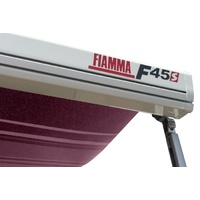 Fiamma F45 S 400 Bordeaux Awning (4.0m)