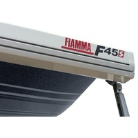 Fiamma F45 S 400 Royal Grey Awning (4.0m)