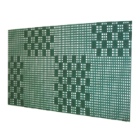 COAST Multi-Purpose Floor Mat Green 250cm x 400cm C/W Carry Bag.