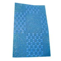 COAST MULTI PURPOSE FLOOR MAT BLUE 250CM X 500CM