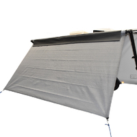 Coast Travelite Sunscreen - W3720mm x H1800mm - t/s 13Ft Roll-Out Awning