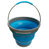 Collapsible Silicone Bucket 7L
