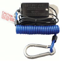 Breaksafe BREAKAWAY (NEW) SWITCH W/H COIL CABLE FOR BREAKAWAY 6000. BS0172