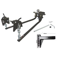 Eaz Lift 800 Series ADJ Hi-Low Shank