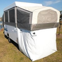 Camper bed end garage for Jayco Touring Onroad model (sold separately) AEAPSSTD