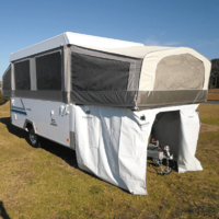 Camper bed end garage for Jayco Outback model SOLD EACH (2 in CTN). AEAPS4WD