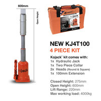 KOJACK 4T Jack Kit (NEW) Higher Extension. KJ4T100