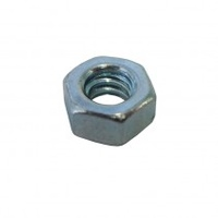NUT 3/16 FOR SCREW T/S OYSTER LIGHT. NUT3/16