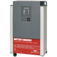 TBS Electronics Omnicharge 12V / 60amp Battery Charger With 2 Outlets 90 - 260 Vac Input