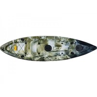 Kruze Sit-on-Top Kayak - Murray Single Person, Camo