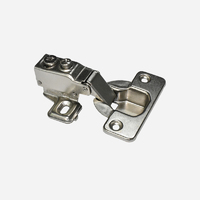 DGN Short Hinge for Top and Bottom Cupboard c/w Soft-Close. 2895