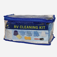 COAST Cleaning Kit Pack of 11pcs. JIA-11
