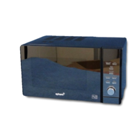 SPHERE MICROWAVE WITH MIRROR FINISH. P90D25EP-H3