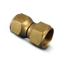 Gas TF70 Swivel Connector f-SAE-1/2 Both
