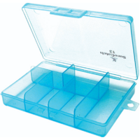 Sure Catch Sml 6 Compartment Tackle Tray - 197mm x 83mm x 25mm. 578-13