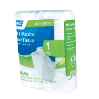 CAMCO RV & MARINE TOILET TISSUE 4/PACK. 40276