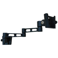 Sphere S2 Double Arm TV Bracket (Black)