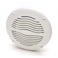 "SPEAKER 6 1/2"" 2-WAY MARINE WHITE-PER PAIR. WR65W"