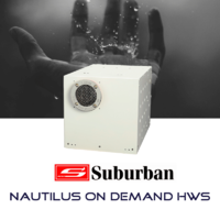Nautilus on Demand Water Heater Unit Only