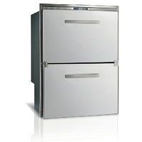 Vitrifrigo DW180 12/24v Fridge/Fridge Drawer 144L Stainless Steel