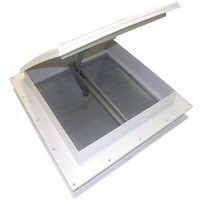 ROOF HATCH - ELIXIR WHITE 9X9""