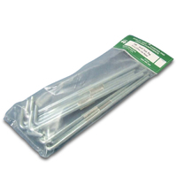 TENT PEG 225 X 6.3MM STEEL X02
