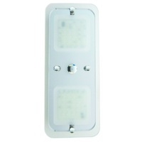 Camec LED square Crystal - 2 section