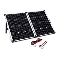 CAMEC 100W FOLDING SOLAR PANEL WITH 15A CONTROLLER SERIES 2