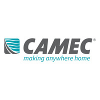 CAMEC BSD 450x1175 2 LOCKS NG WHITE SMW FRAME WITH STRUTS