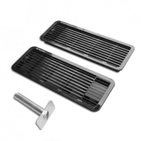 Dometic A1625 5 Piece Vent Kit - Black