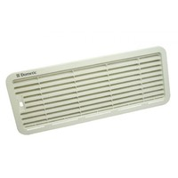Dometic AS1635 lower vent - White