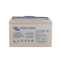 Victron 12V/125Ah AGM Super Cycle Battery