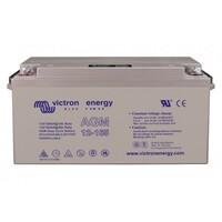 Victron 12V/165Ah AGM Deep Cycle Battery