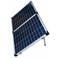 Baintuff Foldable Solar Panel (40W x 2 Panels) - includes bag