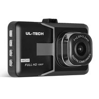 3 Inch Touch Screen Dash Camera - Black