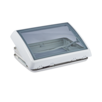 Dometic Midi Heki skylight with LED lighting