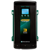 Enerdrive ePOWER 30amp / 24V Smart Charger - Three Output