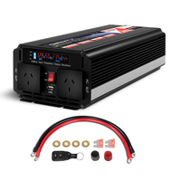 Giantz 2000W Portable Power Inverter 12V - 240V