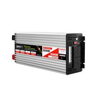 Giantz 3000W/6000W Pure Sine Wave Power Inverter