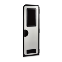 Columbia caravan door H1750 mm LH white/black