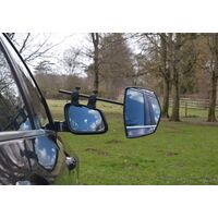 Milenco Grand Falcon Mirror Twin Pack Convex