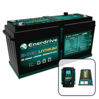 Enerdrive 200Ah Off-Grid 4x4 Bundle