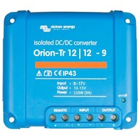 Victron Orion-Tr 12/12V 9A DC to DC Converter with Galvanic Isolation