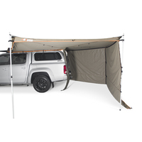 OzTent Foxwing Awning Extension (Set Of 2 Panels)
