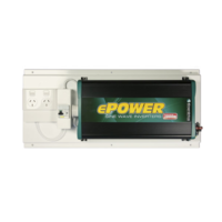 Enerdrive ePOWER 2000W Sine Wave Inverter with RCD+GPO