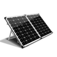 250W monocrystalline folding solar panels
