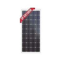 Enerdrive 100W 24V Fixed Solar Panel