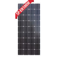 Enerdrive 100W Fixed Solar Panel