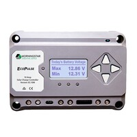 Morningstar EcoPulse 10 AMP Solar Charge Controller